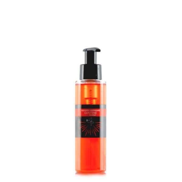 olio abbronzante carotene