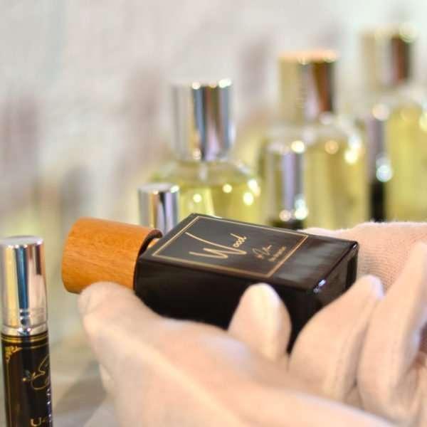 wood eau de parffum
