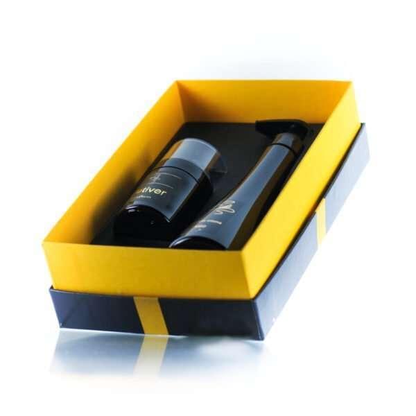 confezione regalo profumo