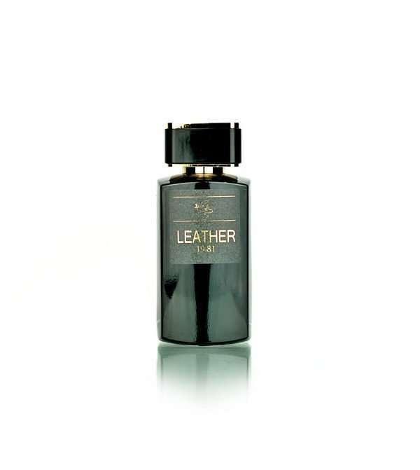leather eau de parfum edo' profumi